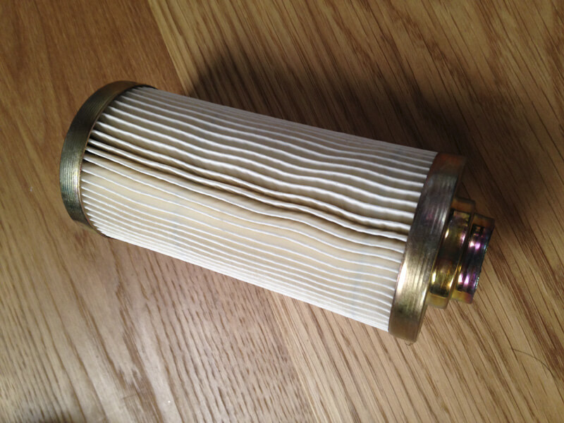 High Volume Oil Filters