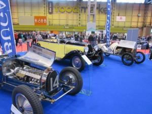Classic Car show, NEC 2015